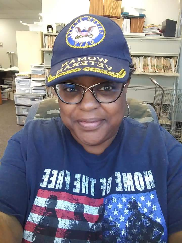 Military Appreciation Week: Saluting Soror Veronica Love