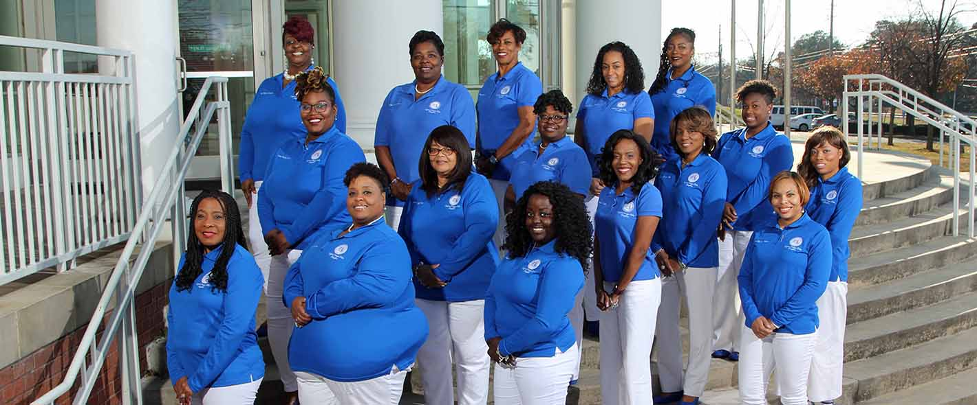 Zeta Phi Beta Sorority Sigma Omega Zeta Chapter