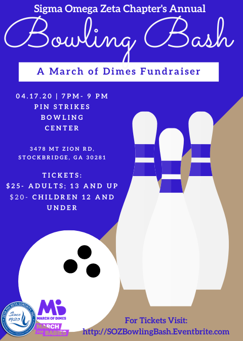 March of Dimes Bowling Bash